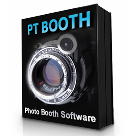 PTBooth - touch screen photo booth software